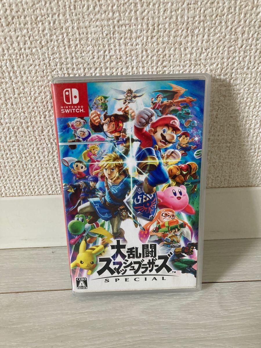 即日発送!大乱闘スマッシュブラザーズSPECIAL Nintendo Switch 大乱闘スマッシュブラザーズ