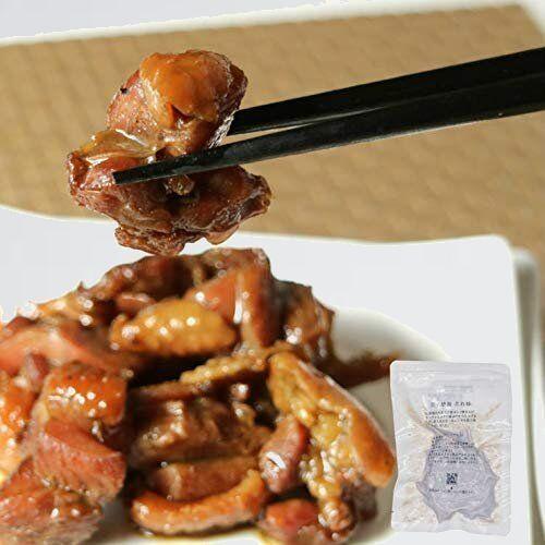 新品 焼き鳥 宮崎名物 R-X4 たれ 100g×10パック たれ味 鶏の炭火焼き(炭火焼/鳥の炭火焼き/焼鳥/炭BZVD_画像1