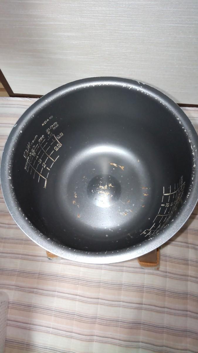 【再値下げ!】【TIGER】 IH炊飯器「炊きたて」5.5合炊JKD-H100 '06年製