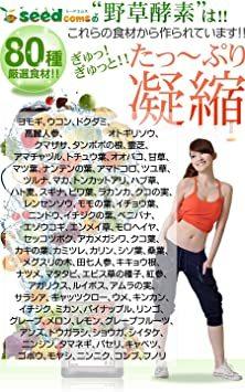約3ヶ月分 90粒 シードコムス 野草酵素 サプリメント 野菜 野草 果物 発酵 熟成 ダイエット (約3ヶ月ェ 90粒)_画像5