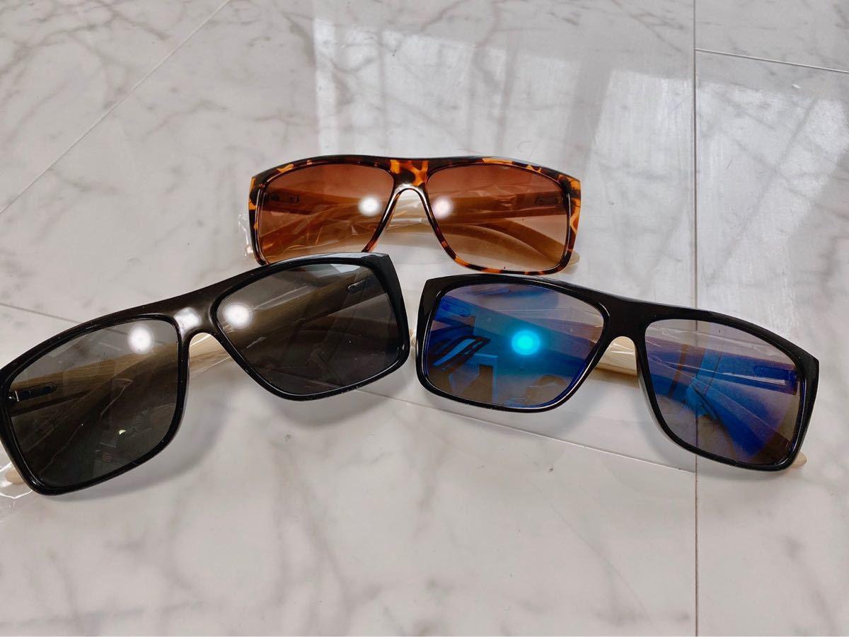サングラス レイバン風 遮光レンズ ブルーミラー レイバンサングラス 偏光サングラス