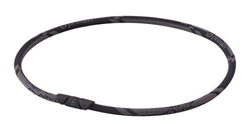 カーボンブラック 50cm ファイテン(phiten) ネックレス RAKUWAネック ゼネラルモデル 50cm_画像1