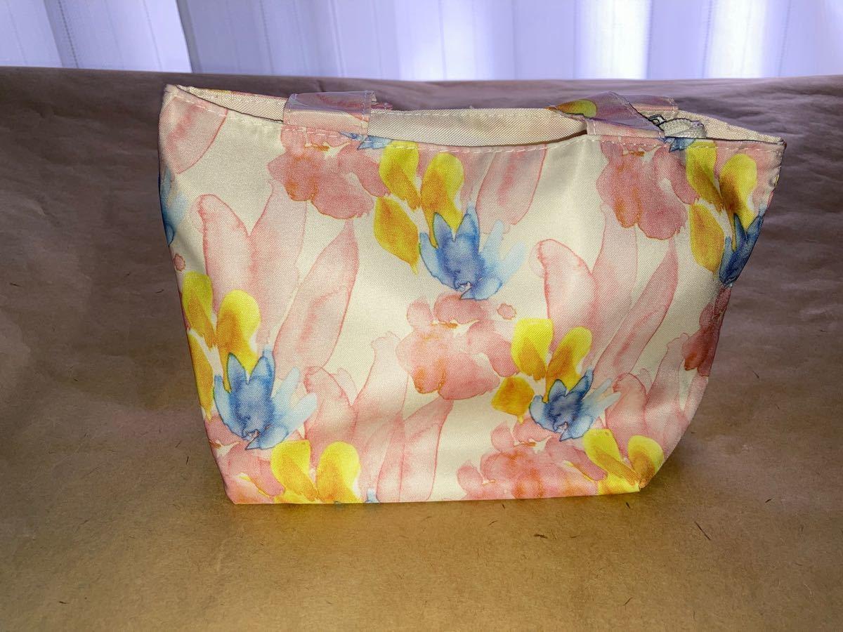 ミニバッグ  ミニトート バッグインバッグ 未使用 未開封 カネボウ ブランシールスペリア オリジナルミニバッグ 非売品