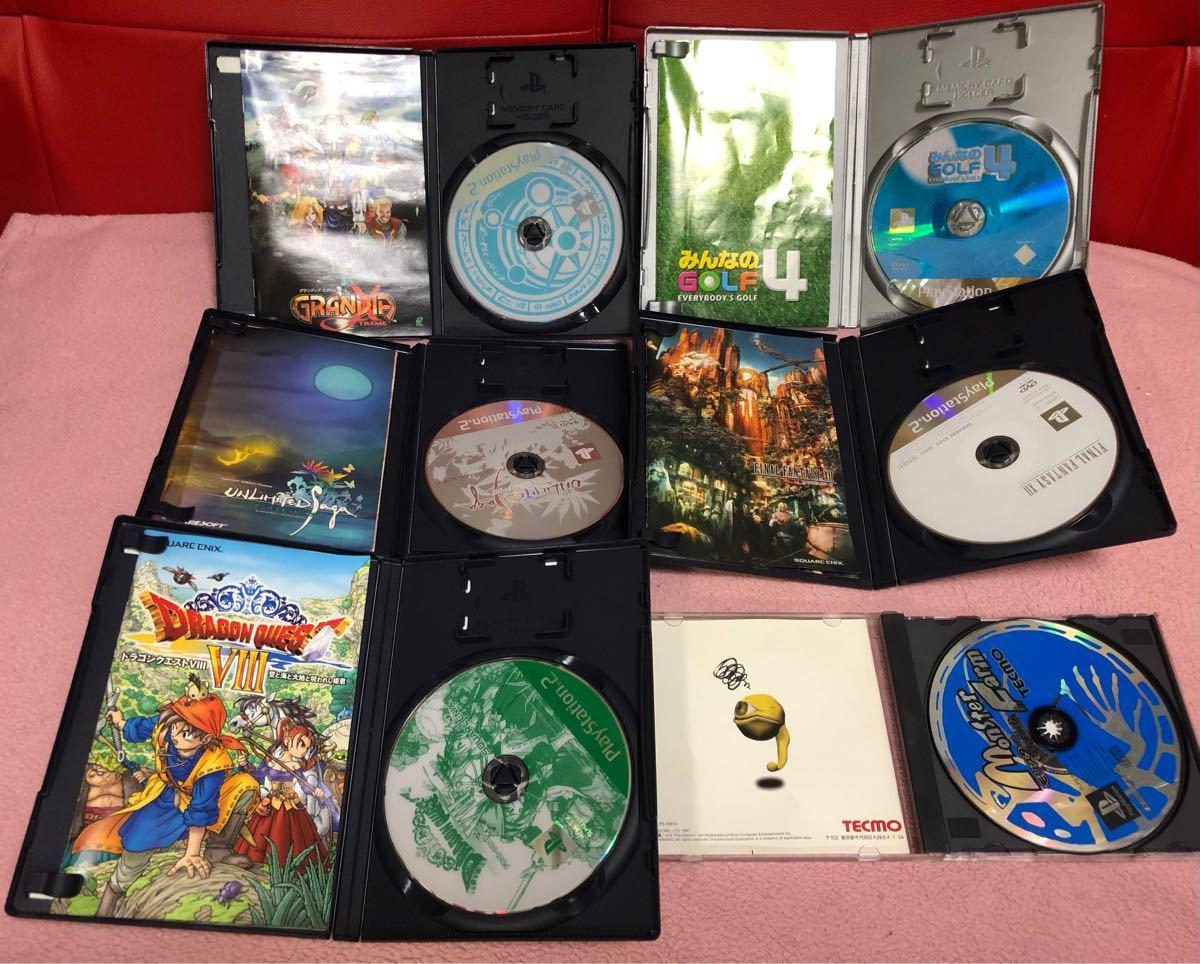 PS2 プレイステーション2 プレステ2 PlayStation2 一式