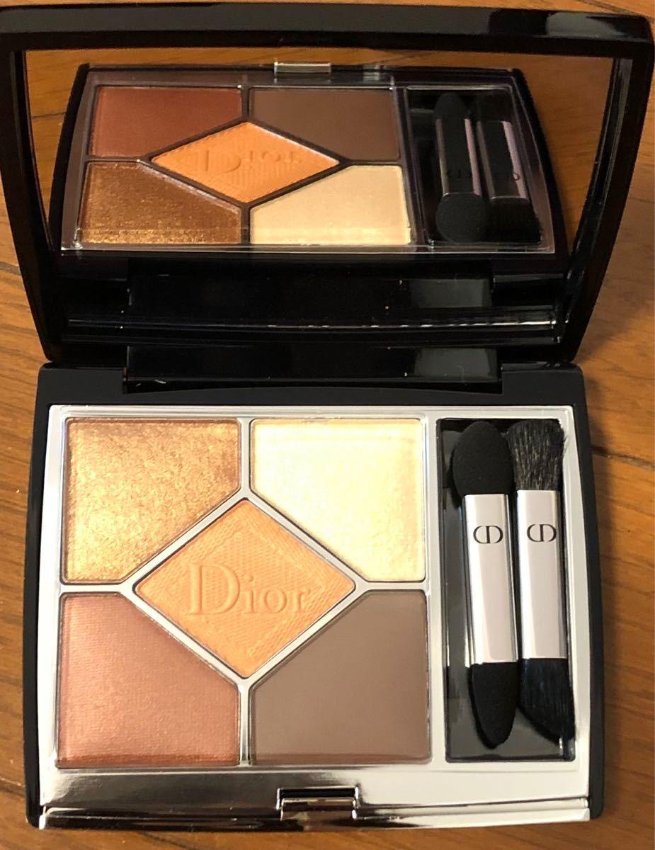 新品 ディオール  サンククルール クチュール 439 コッパー アイシャドウ  Dior アイパレット