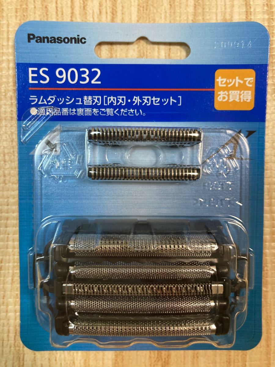パナソニック シェーバー替刃(セット刃) ES9032