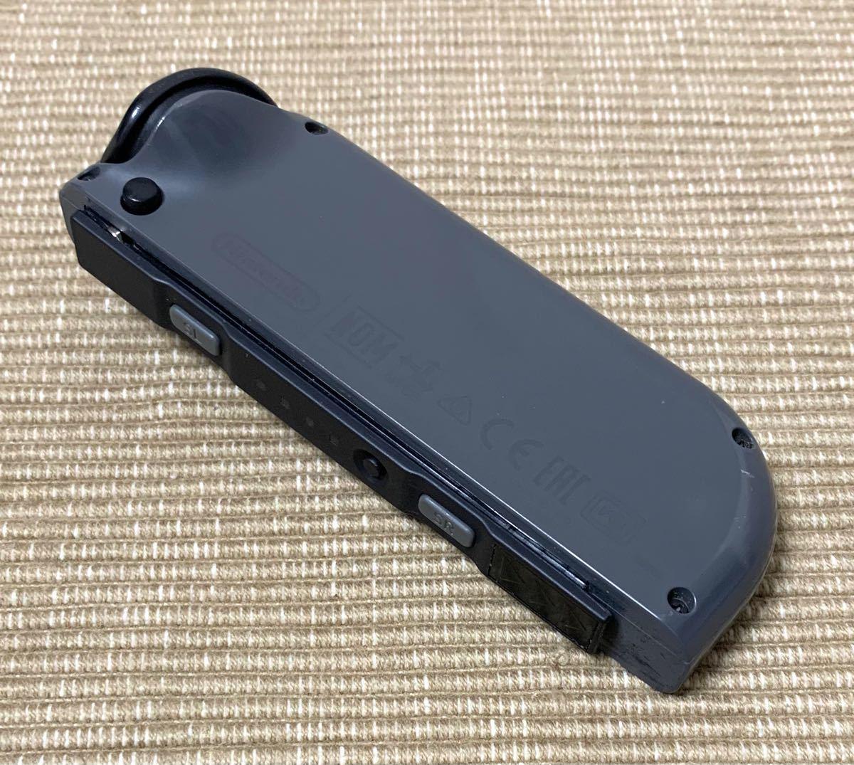 Nintendo Switch Joy-Con (L)グレー