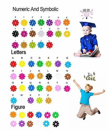 Tebrcon 約700ピース おもちゃ ブロック 子供 積み木 知育玩具 セット 男の子 女の子 はめ込み 立体 パズル_画像8