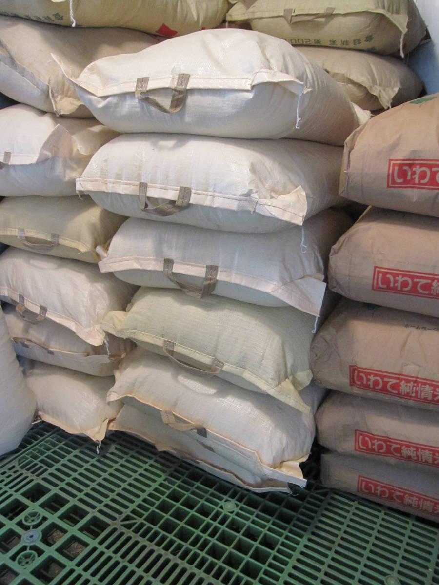 ★無洗米★新米農家直送岩手奥州市令和3年産新米★特別栽培米ひとめぼれ5kg★冷蔵もみ保存★精米したてで発送します☆ _保存状態