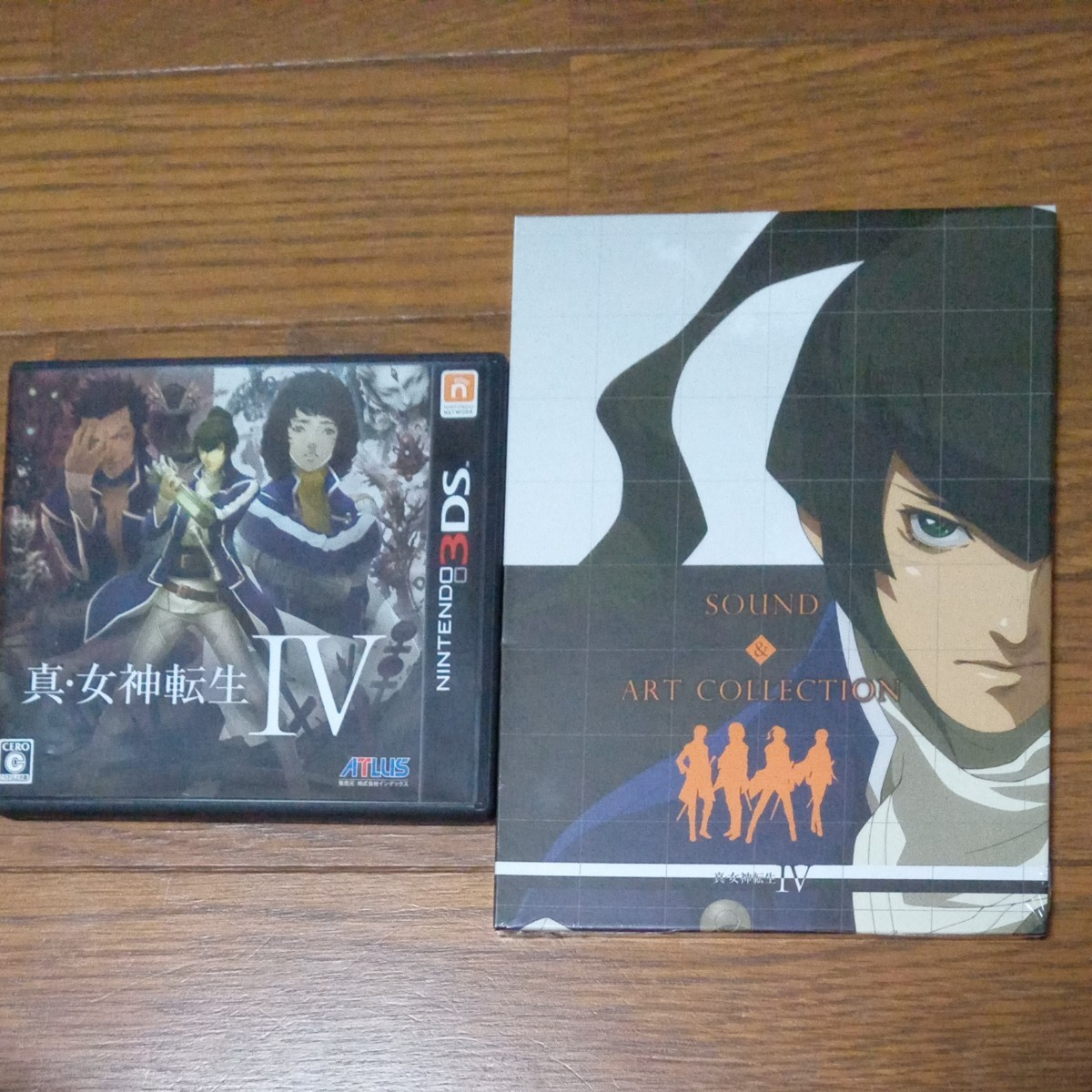 【3DS】 真・女神転生IV [通常版]+ 特典サウンドトラック&アートコレクション