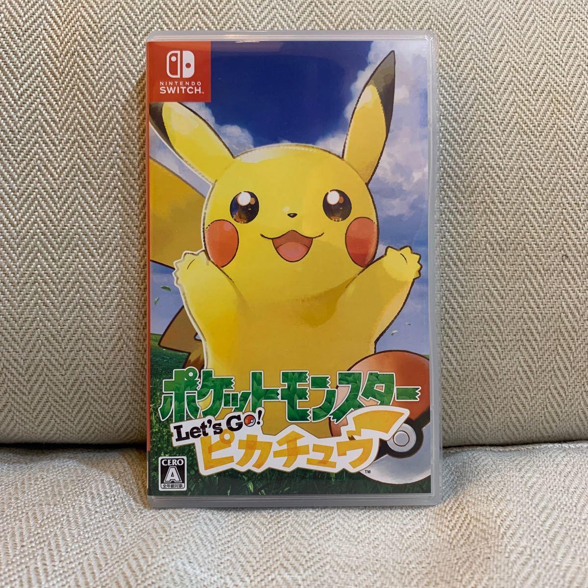値下げ中【Switch】 ポケットモンスター Let s Go! ピカチュウ [通常版]
