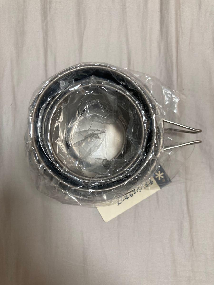 スノーピーク チタン シングル マグカップ 450 300 220 チタンシェラカップ 4個セット