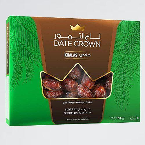 新品 未使用 デ-ツ デ-ツクラウン P-CO カラ-ス種 1kg (マイルドな甘さ / ナツメヤシ / 無添加 / 砂糖不使用 / 非遺伝子組換え /_画像1