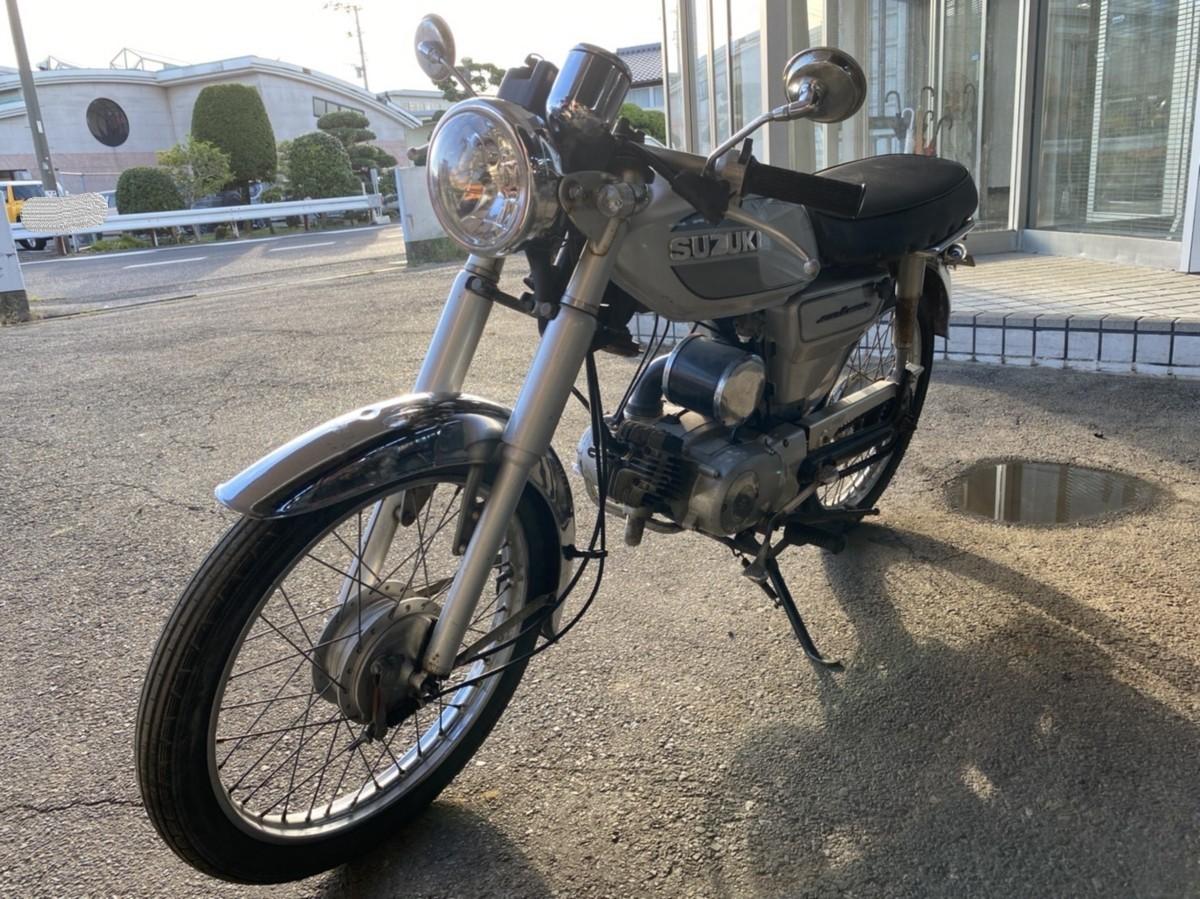 「バイク COLLEDA 50CC スズキ SUZUKI 福岡 中古 BH-001」の画像1