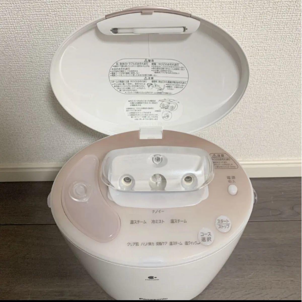 Panasonic スチーマー ナノケア EH-SA92-PN