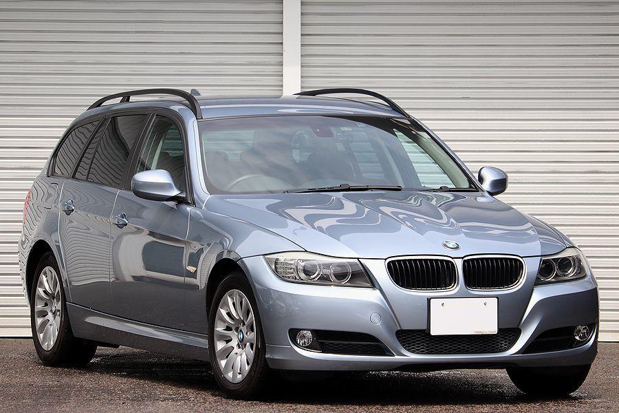 「【 後期LCI / 希少カラー 】2010y BMW 320i ツーリング コンフォートアクセス 走行6.9万k」の画像1