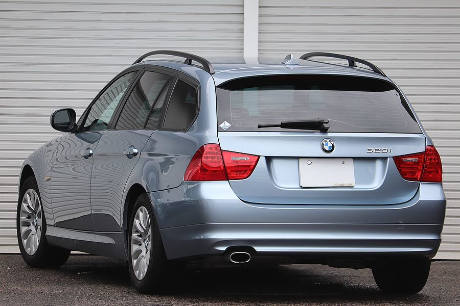 「【 後期LCI / 希少カラー 】2010y BMW 320i ツーリング コンフォートアクセス 走行6.9万k」の画像3