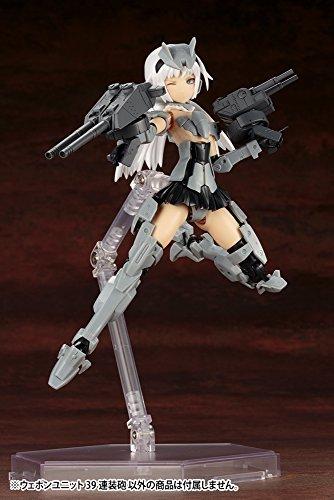 39 連装砲 コトブキヤ M.S.G モデリングサポートグッズ ウェポンユニット39 連装砲 全長約65mm NONスケール プ_画像8