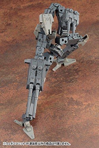39 連装砲 コトブキヤ M.S.G モデリングサポートグッズ ウェポンユニット39 連装砲 全長約65mm NONスケール プ_画像10