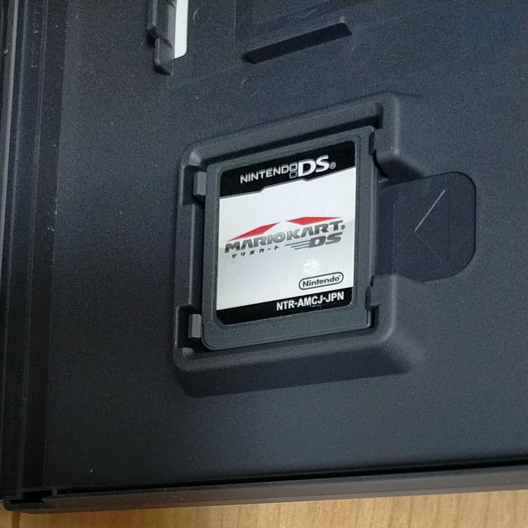 DSソフト マリオカートDS
