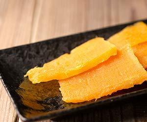 鹿児島県産 紅はるか使用 大地の黄金ほしいも (100g×2) 無添加・砂糖不使用・国産_画像3
