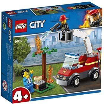 レゴ(LEGO) シティ バーベキューの火事 60212 ブロック おもちゃ 男の子_画像9