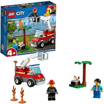 レゴ(LEGO) シティ バーベキューの火事 60212 ブロック おもちゃ 男の子_画像1