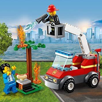 レゴ(LEGO) シティ バーベキューの火事 60212 ブロック おもちゃ 男の子_画像2