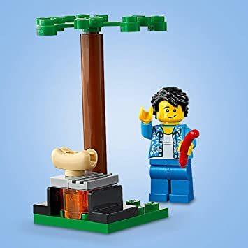 レゴ(LEGO) シティ バーベキューの火事 60212 ブロック おもちゃ 男の子_画像7