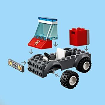 レゴ(LEGO) シティ バーベキューの火事 60212 ブロック おもちゃ 男の子_画像3