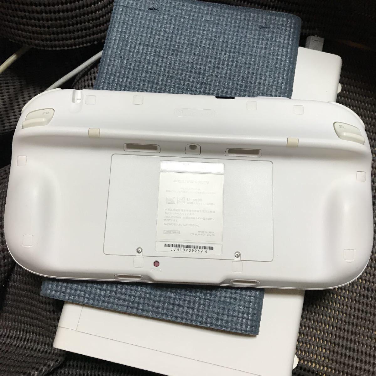 Wii U 32GB NEWスーパーマリオブラザーズU・wiiパーティーU内蔵