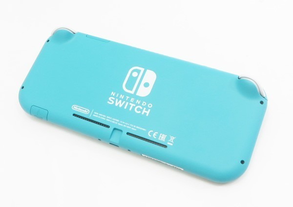 ○美品【任天堂】Nintendo Switch Lite/ニンテンドースイッチライト本体 HDH-S-BAZAA ターコイズ_画像2