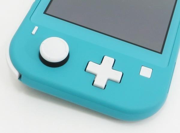 ○美品【任天堂】Nintendo Switch Lite/ニンテンドースイッチライト本体 HDH-S-BAZAA ターコイズ_画像5