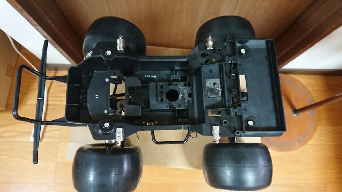 ⑩ スリックタイヤ タミヤ ランチボックス フルベアリング XBシリーズ 完成品 未使用新品 ラジコン