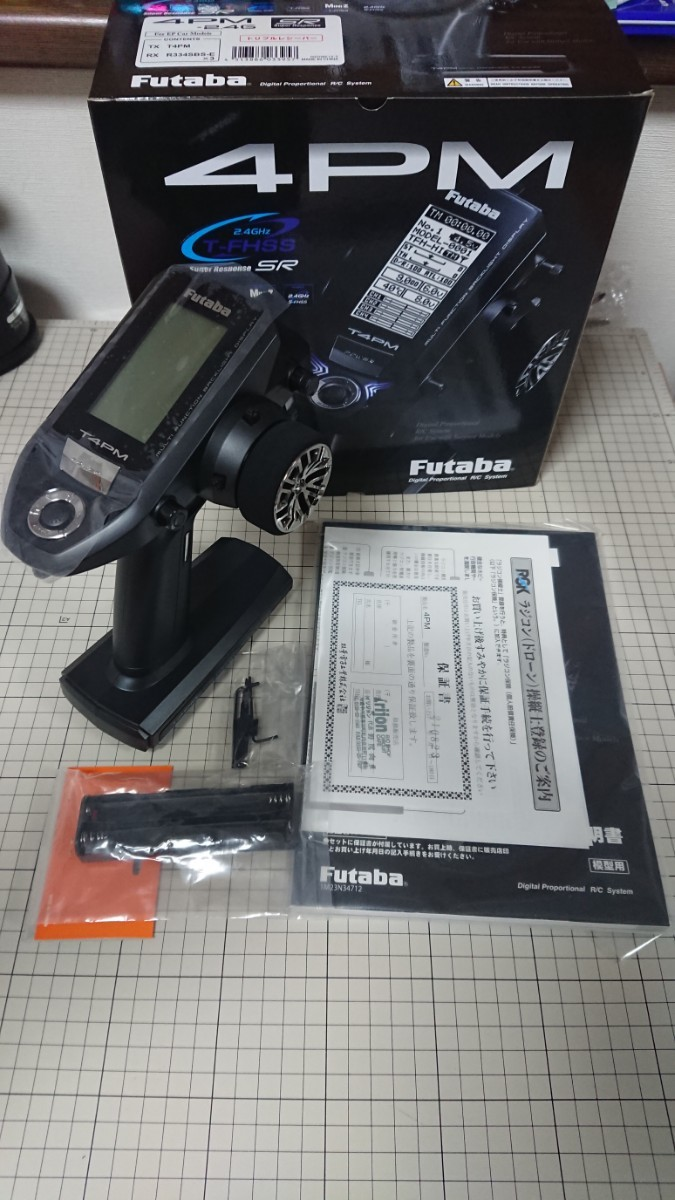 フタバ 送信機 Futaba プロポ 4PM  未使用新品