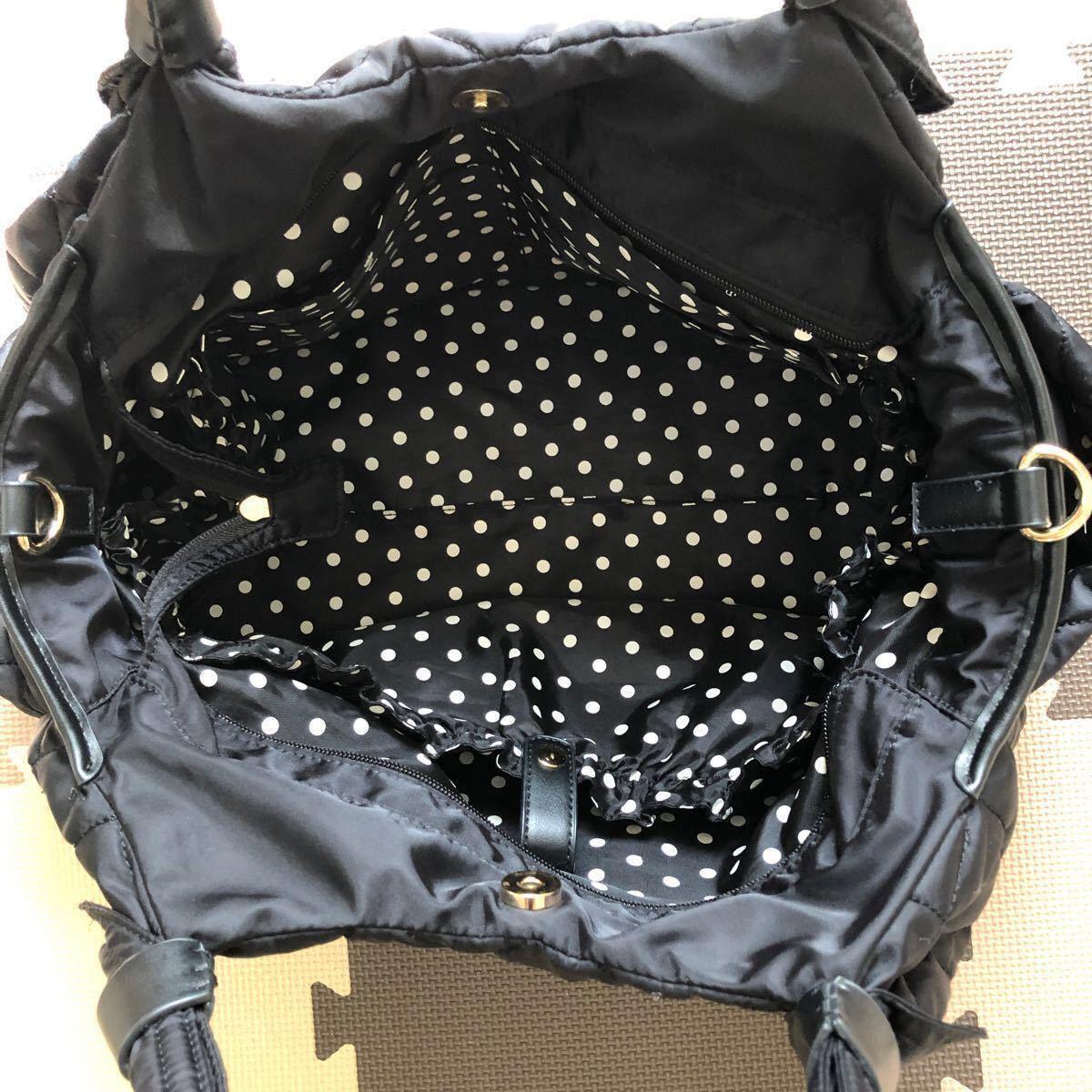 マザーズバッグ 入院バッグ トートバッグ 大容量 ポケット