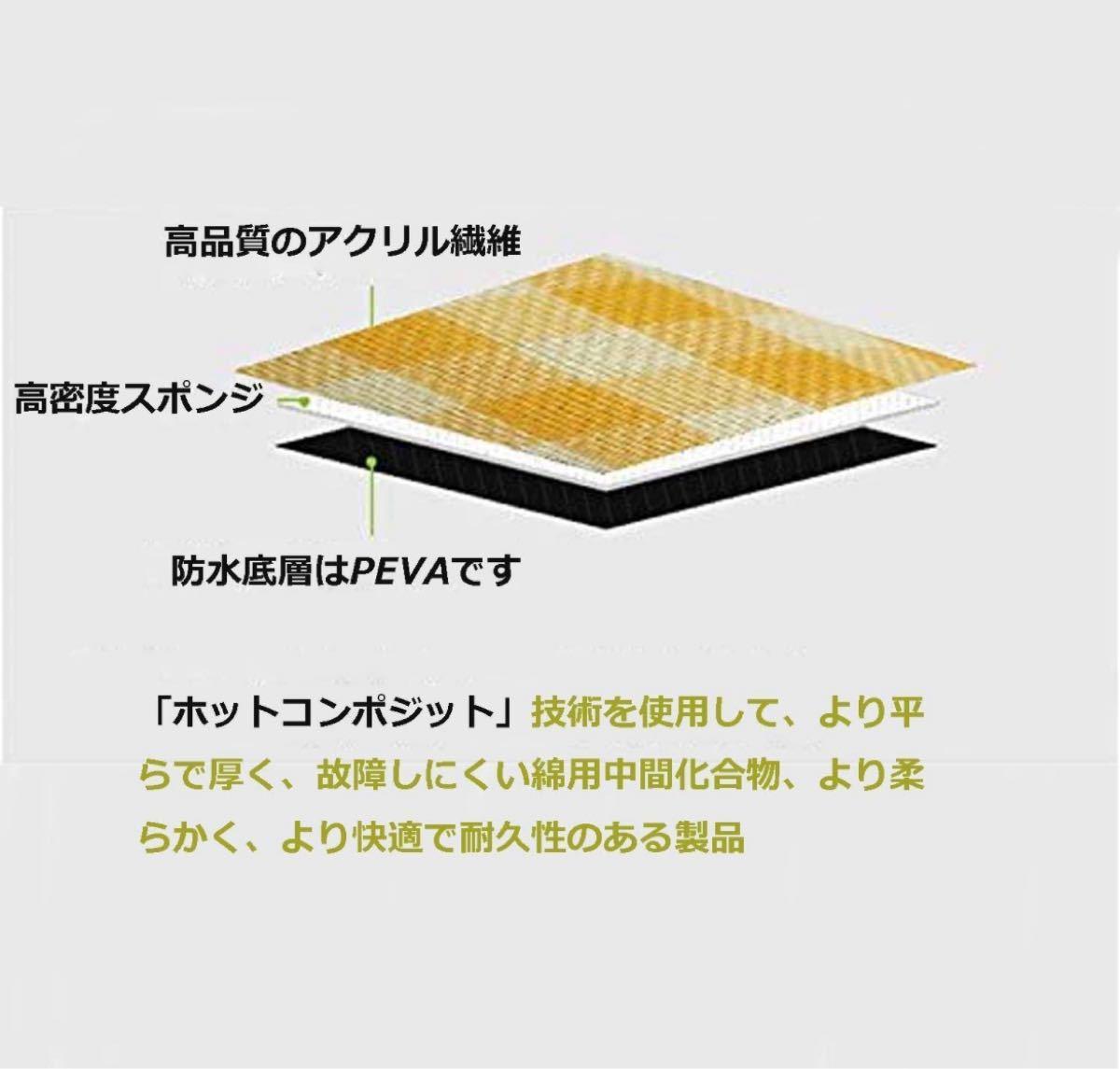 レジャーシート 厚手 200×200 大判 子供 コンパクト 断熱 防水 洗える