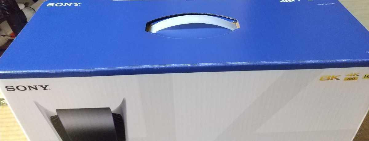 PS5 ディスクドライブ搭載モデル CFI-1000A01 SONY PlayStation5 プレイステーション5 本体SONY 保証有り_画像2