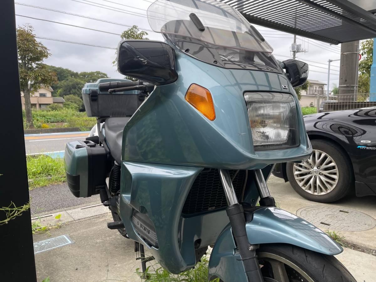 「BMW K1100LT 車検あり ツアラー フルパニア」の画像2