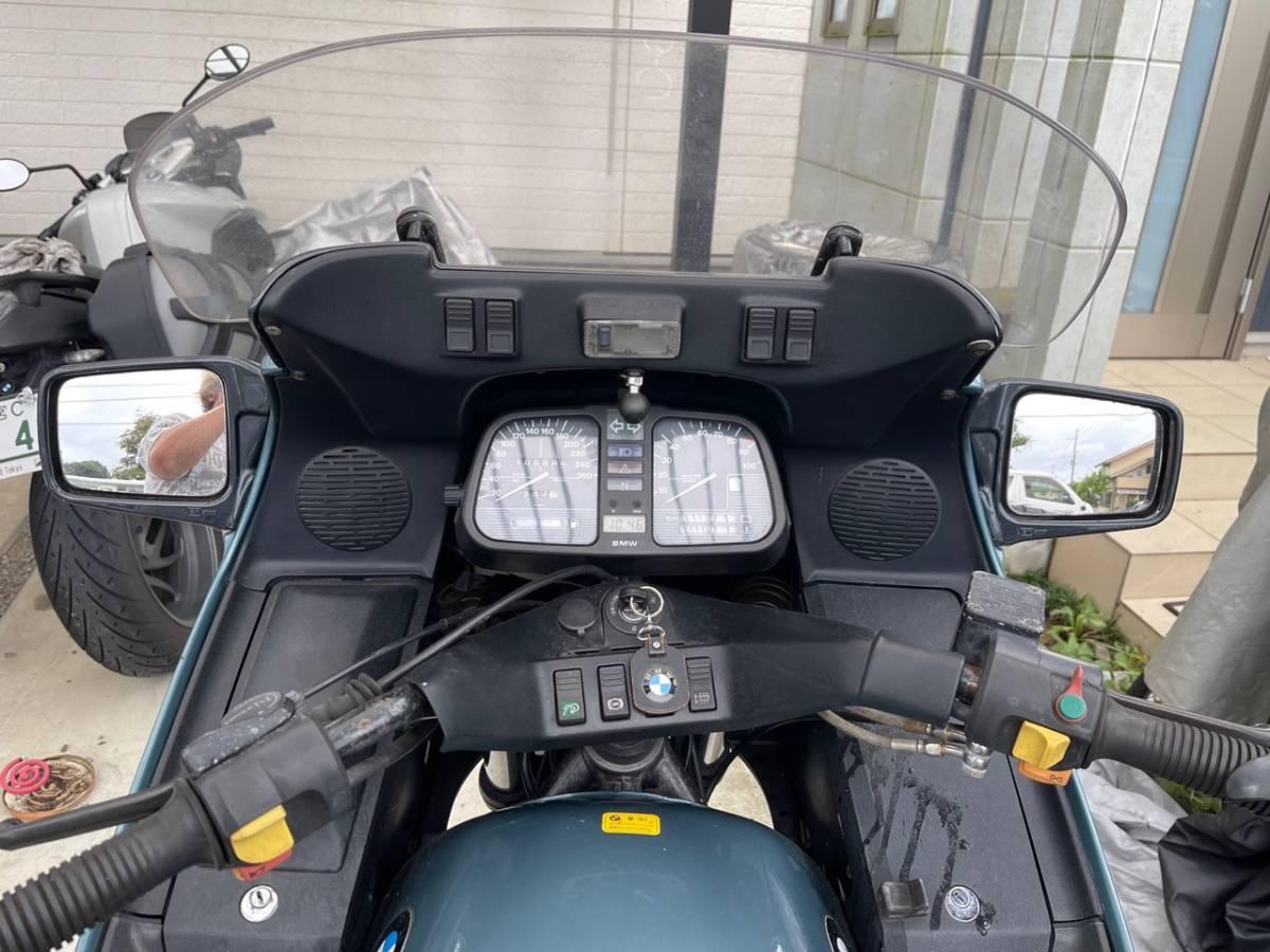 「BMW K1100LT 車検あり ツアラー フルパニア」の画像3