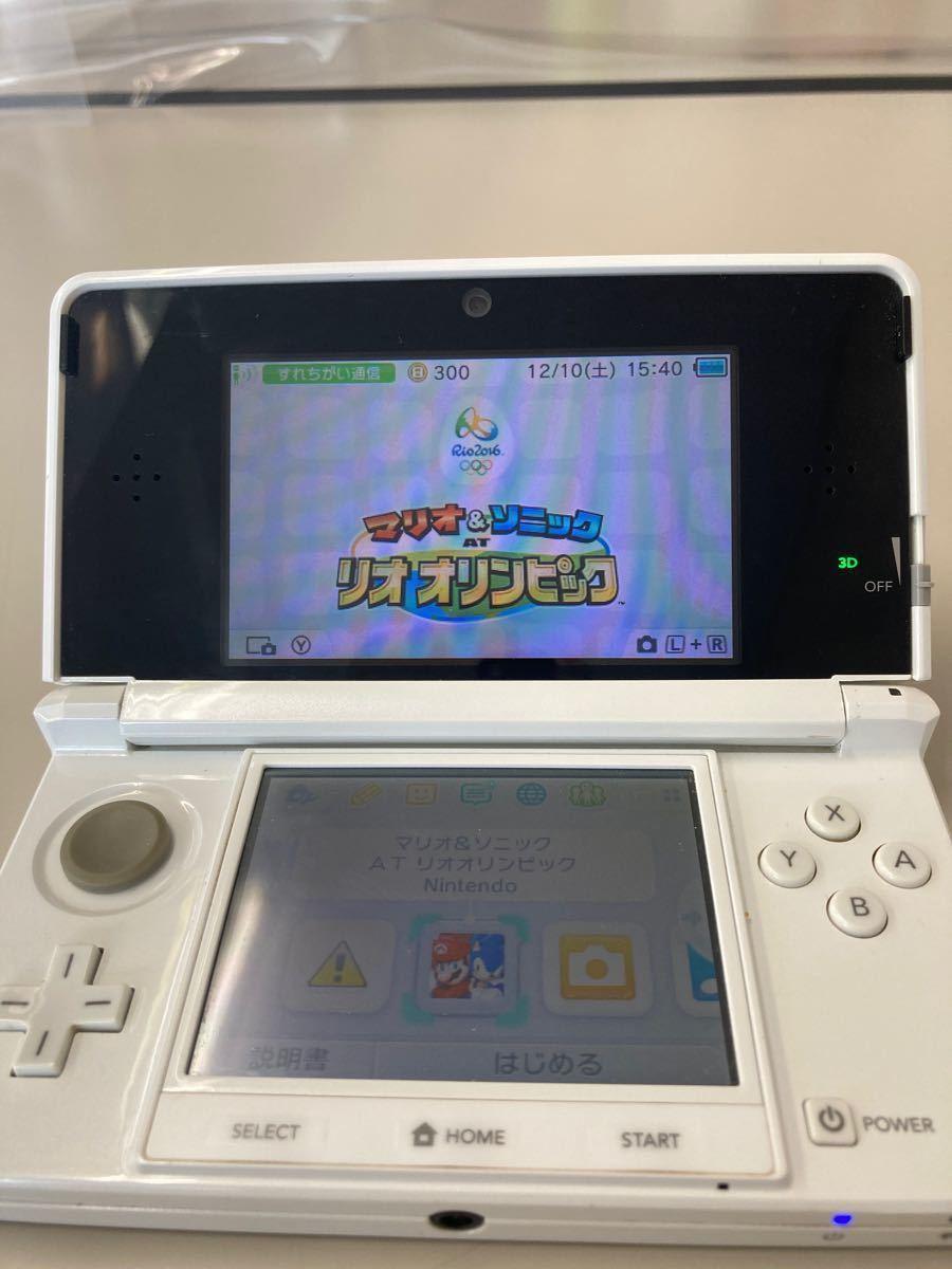 3DS  マリオ&ソニックATリオオリンピック