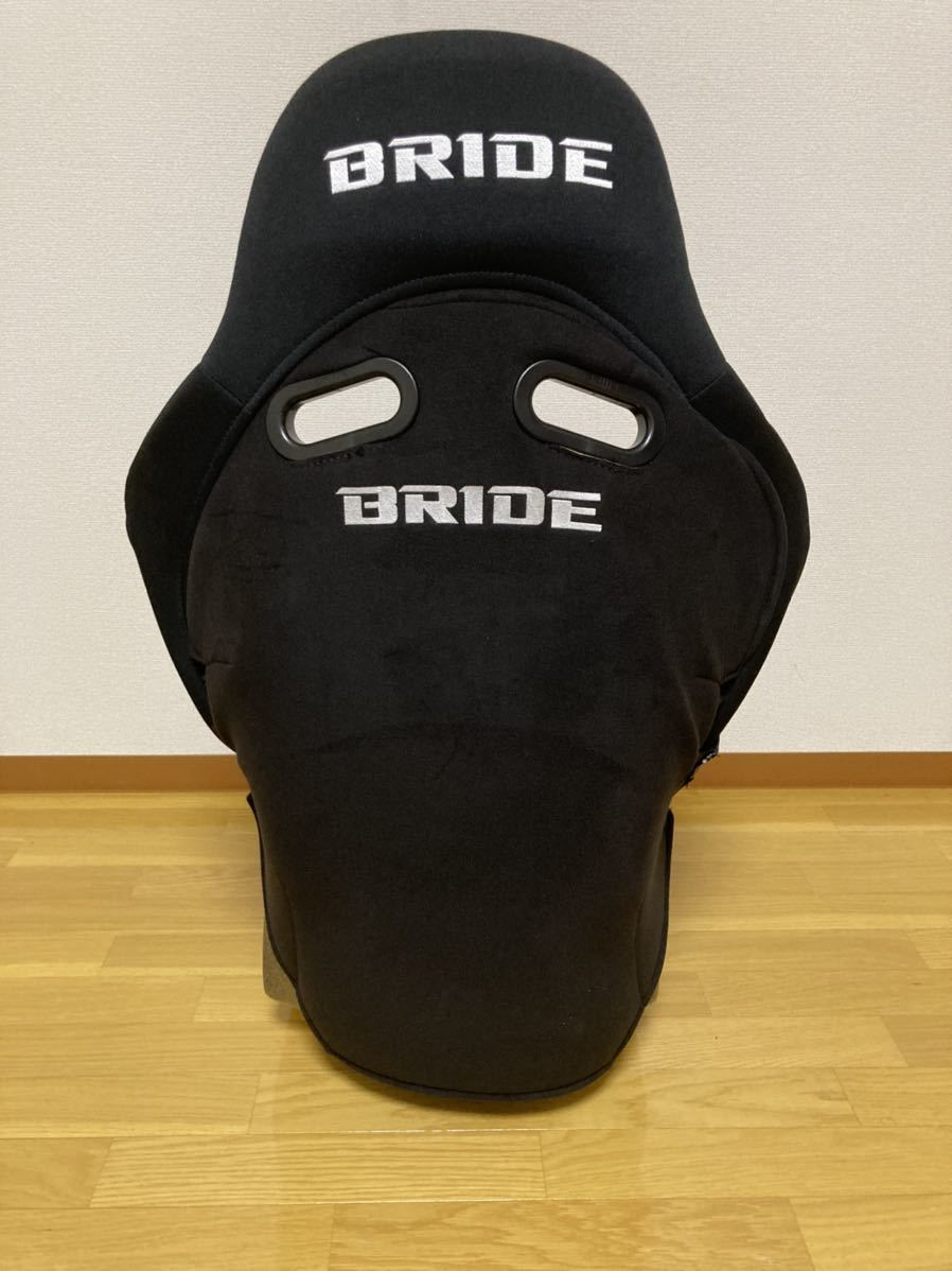 [ beautiful goods ]BRIDE bride full backet full bucket seat ji-g3 ZIEG3 TYPE-R seat back protector side protector attaching