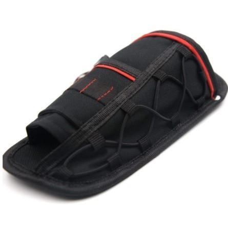 Da473☆ 多機能 防水 ドリルホルスター 工具腰袋 ウエストツールバッグ ドライバー用  ポーチバッグ_画像5