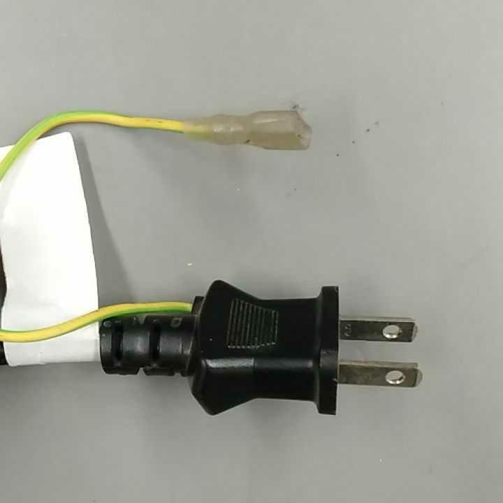 電源コード ケーブル PC 1.8m ACコード