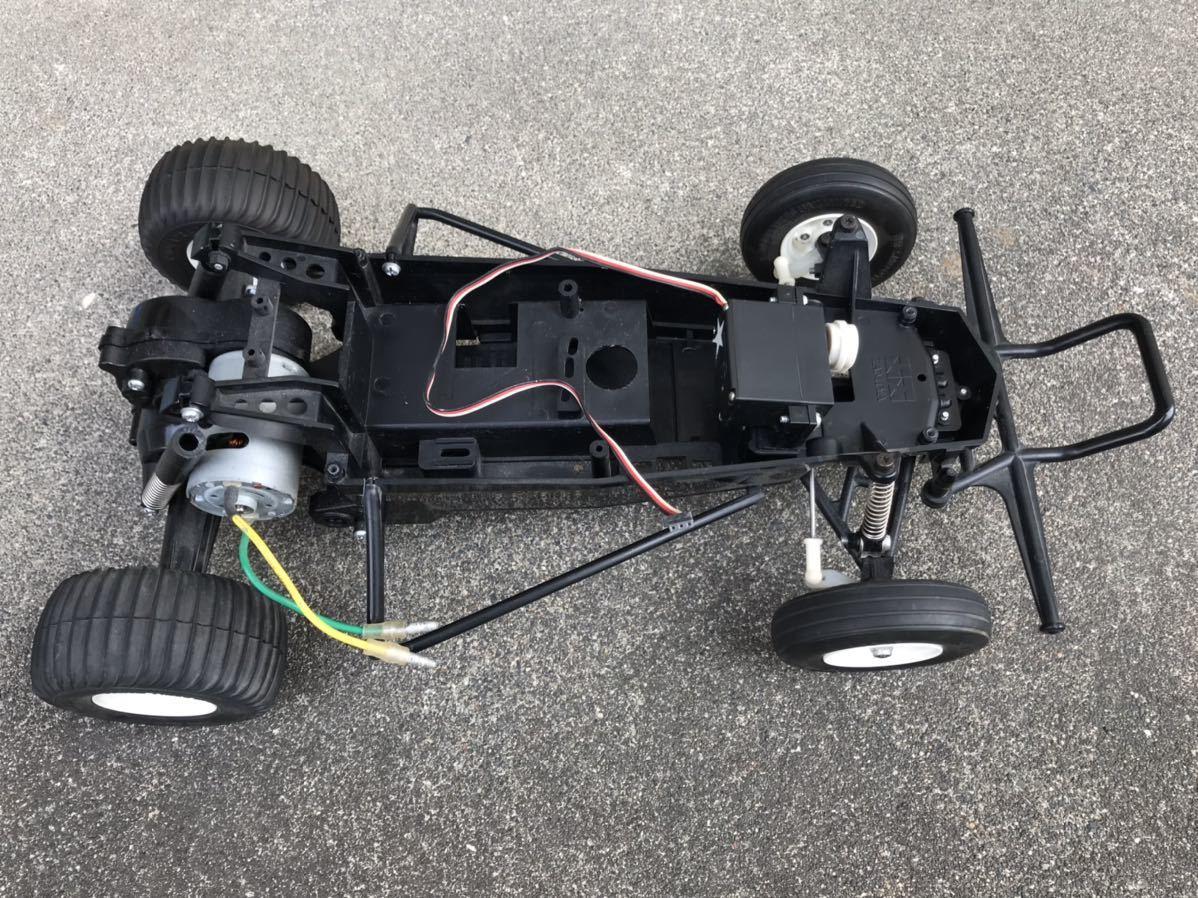 送料無料 タミヤ グラスホッパー ラジコン車体 TAMIYA GRASSHOPPER バギー オフロードカー