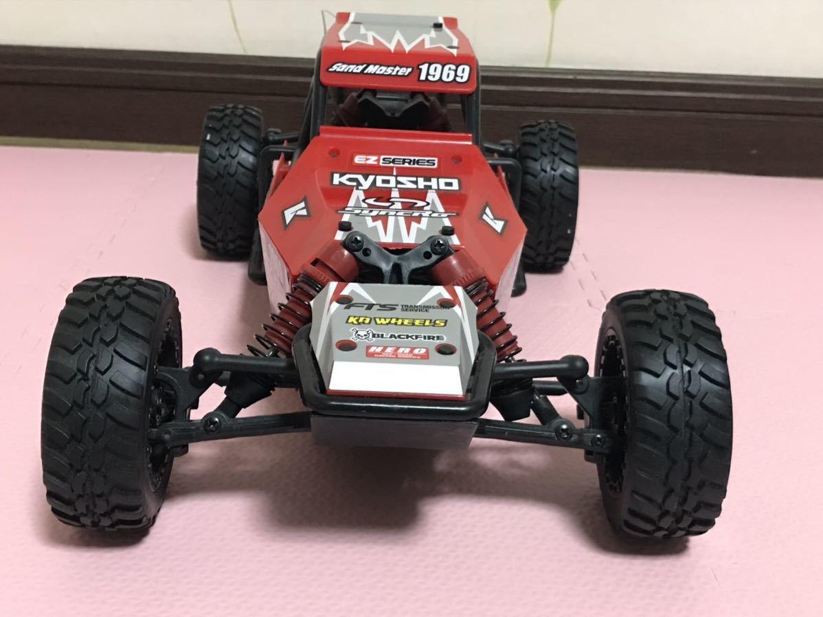 送料無料 京商 サンドマスター ラジコン車体 オフロードカー バギー KYOSYO SANDMASTER