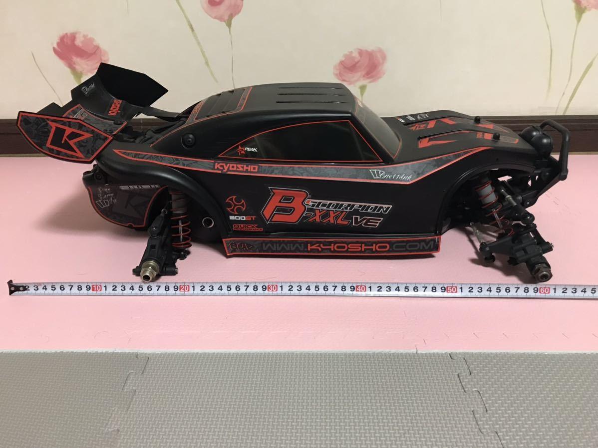 送料無料 京商 スコーピオン B-XXL VE ラジコン車体 オフロードカー バギー KYOSHO SCORPION