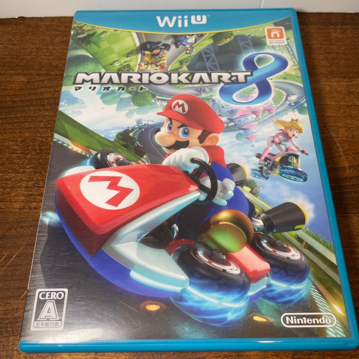マリオカート8 WiiU ソフト