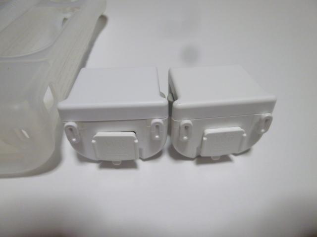 M004《送料無料 即日発送》Wii モーションプラス ジャケット 2個セット(分解洗浄 動作確認済)リモコンカバー