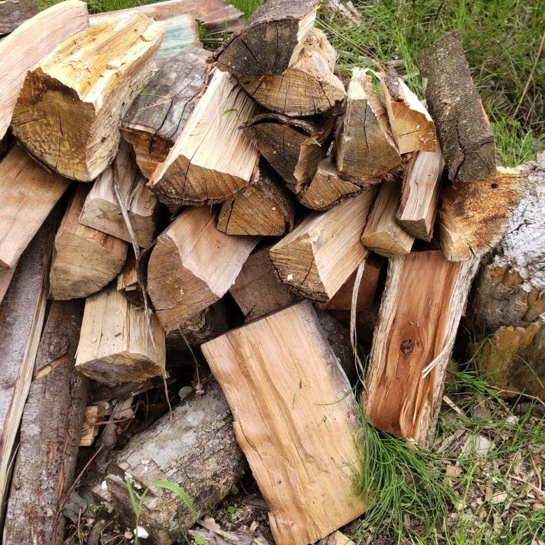 薪ストーブ 薪 10キロキャンプなど 焚き火 の薪などに